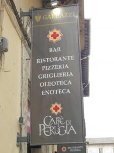 Umbria Wine Tour Caffe di Perugia