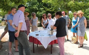 Tim Syrad Wine Tours-Umbria-Tasting