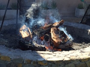 Asado at Dominio del Plata Argentina Wine Tour