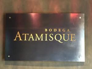 Bodega Atamisque Argentina Wine Tour