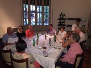 Dinner at Siete Cocinas Argentina Wine Tour