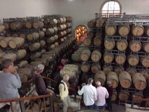 Luigi Bosca Cellar Argentina Wine Tour