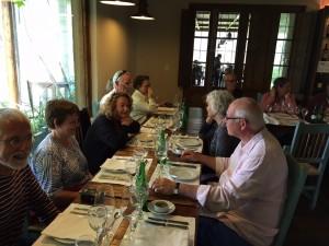 Lunch at Atamisque Argentina Wine Tour
