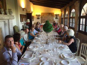 Final dinner Monaci