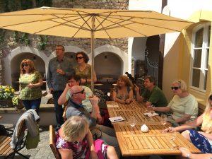 Lunch at Restaurant Halbstuck - Weingut Knipser4