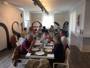 Puglia Wine Tour Lunch at i Sensi at Cantele