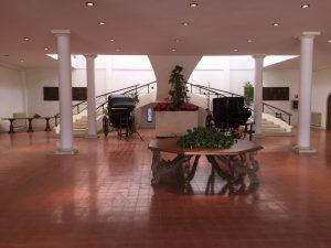 Monaci hall