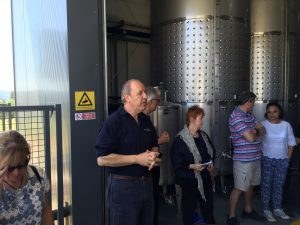 Portugal Wine Tour Nuno Cancela de Abreu owner of Boas Quintas