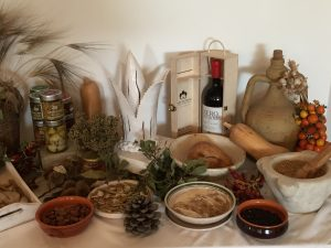 Puglia Wine Tour more buffet at Masseria Mansueto