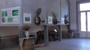 Castello Monaci museum
