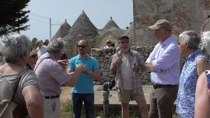 Puglia Wine Tour I Pastini Gianni and Trulli houses