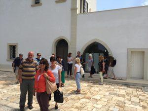 Tour 3 Morella entrance