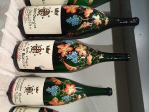 burgundy-wine-tour-2016-pretty-bottles-at-domaine-dubois