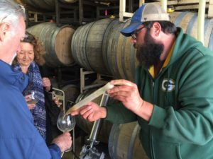 oregon-wine-tourjohan-vineyards-barrel-tasting