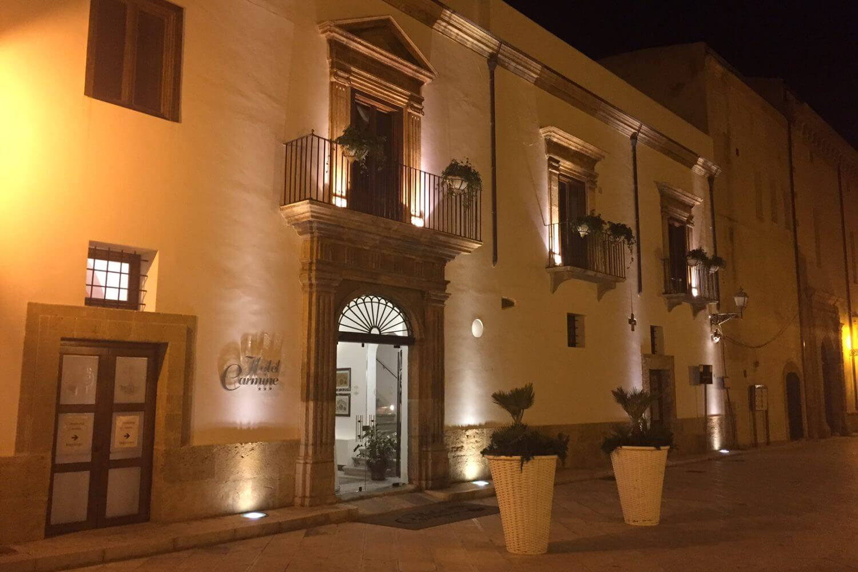 Sicily Wine Tour Hotel Carmine Marsala