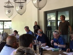 South Africa Wine Tour Keermont tasting