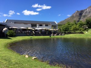 South Africa Wine Tour Mont Marie Restaurant