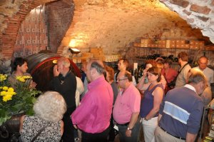 Verona wine tour La Rocca Soave