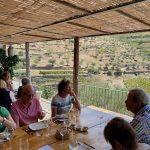 Lunch at Quinta do Tedo